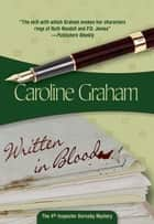 Written in Blood ebook by Caroline Graham