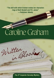 Written in Blood - Inspector Barnaby #4 ebook by Caroline Graham