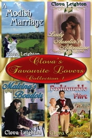 Clova's Favourite Lovers: Collection I ebook by Clova Leighton
