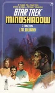 Mindshadow ebook by J.M. Dillard
