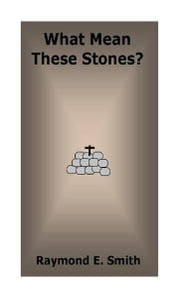 What Mean These Stones? ebook by Raymond E. Smith