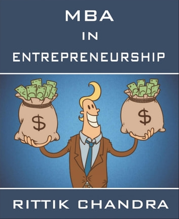 MBA in ENTREPRENEURSHIP ebook by Rittik Chandra