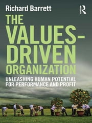 The Values-Driven Organization - Unleashing Human Potential for Performance and Profit ebook by Richard Barrett