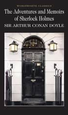 The Adventures & Memoirs of Sherlock Holmes ebook by Arthur Conan Doyle, Julian Wolfreys, Keith Carabine