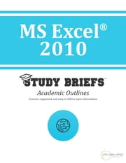 MS Excel® 2010 ebook by Little Green Apples Publishing, LLC ™