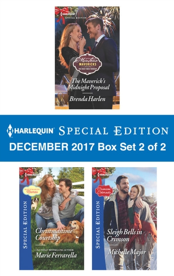 Harlequin Special Edition December 2017 Box Set 2 of 2 - An Anthology ebook by Brenda Harlen,Marie Ferrarella,Michelle Major