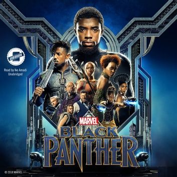 MARVEL's Black Panther audiobook by Jim McCann,Jim McCann