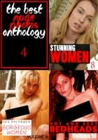The Best Nude Photos Anthology 4 - 3 books in one ebook by Candice Haughton,Lisa North,Leanne Holden