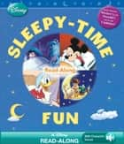 Sleepy-Time Fun Read-Along Storybook ebook by Disney Book Group