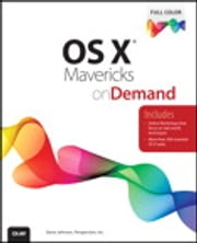 OS X Mavericks on Demand ebook by Steve Johnson