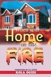 When your home is on fire ebook by Kola Ogidi