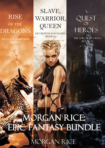Morgan Rice Epic Fantasy Bundle Ebook By