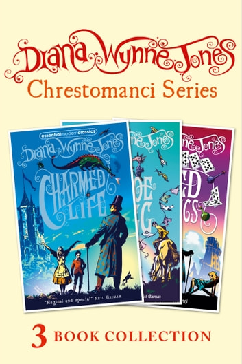 The Chrestomanci Series 3 Book Collection The Charmed Life The