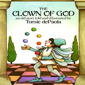 Clown of God, The audiobook by Tomie dePaola