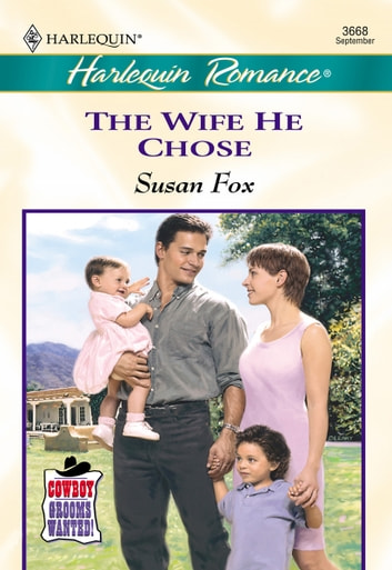 The Wife He Chose ebook by Susan Fox