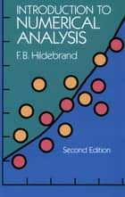 Introduction to Numerical Analysis ebook by F. B. Hildebrand