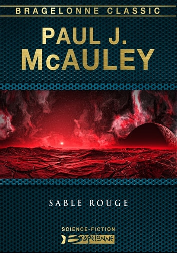 Sable rouge ebook by Paul J. Mcauley