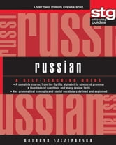 Russian: A Self-Teaching Guide ebook by Szczepanska, Kathryn
