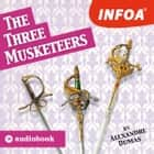 Three Musketeers, The audiobook by Alexandre Dumas