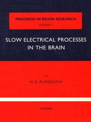 Slow Electrical Processes in the Brain ebook by Meurant, Gerard