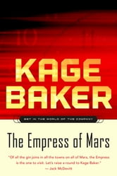 The Empress of Mars ebook by Kage Baker