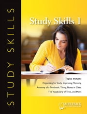 Study Skills: Taking Notes From Reading: More Outlining Practice ebook by Saddleback Educational Publishing