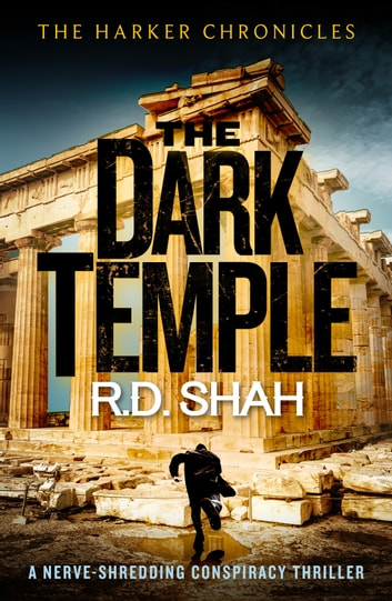 The Dark Temple ebook by R.D. Shah