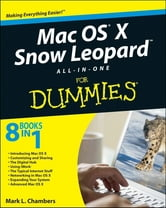 Mac OS X Snow Leopard All-in-One For Dummies ebook by Mark L. Chambers