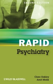 Rapid Psychiatry ebook by Amit Malik,Clare  Oakley