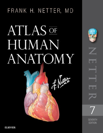 Atlas Of Human Anatomy E Book Ebook By Frank H Netter Md