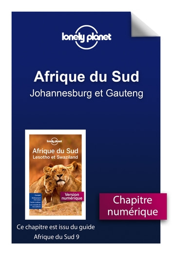 Afrique du Sud - Johannesburg et Gauteng ebook by LONELY PLANET