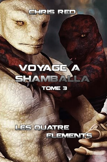 Voyage à Shamballa ebook by Chris Red