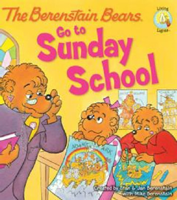 The Berenstain Bears Go to Sunday School ebook by Stan and Jan Berenstain w/ Mike Berenstain