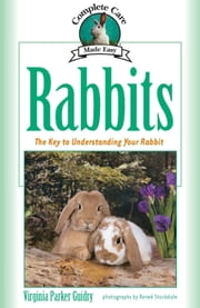 Rabbits - The Key to Understanding Your Rabbit ebook by Virginia Parker Guidry,Renee Stockdale