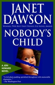 Nobody's Child ebook by Janet Dawson