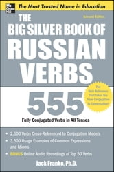 The Big Silver Book of Russian Verbs, 2nd Edition ebook by Jack Franke