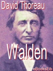 Walden ebook by David Thoreau