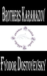 Brothers Karamazov ebook by Fyodor Dostoyevsky