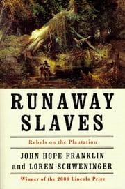 Runaway Slaves - Rebels on the Plantation ebook by John Hope Franklin,Loren Schweninger
