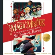 The Magic Misfits audiobook by Neil Patrick Harris
