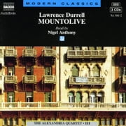 Mountolive audiobook by Lawrence Durrell