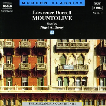Mountolive livre audio by Lawrence Durrell