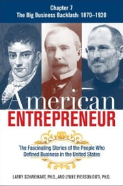 American Entrepreneur, Chapter 7 ebook by Larry SCHWEIKART