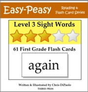 Level 3 Sight Words: 61 First Grade Flash Cards ebook by Kobo.Web.Store.Products.Fields.ContributorFieldViewModel