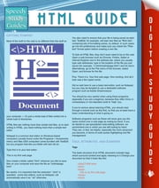 HTML Guide (Speedy Study Guides) ebook by Speedy Publishing