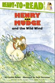 Henry and Mudge and the Wild Wind - with audio recording ebook by Cynthia Rylant,Suçie Stevenson