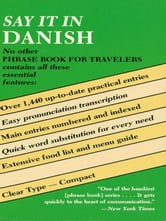 Say It in Danish ebook by Dover