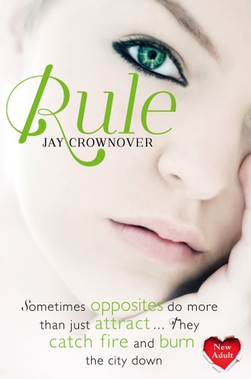 Rule (The Marked Men, Book 1) ebook by Jay Crownover