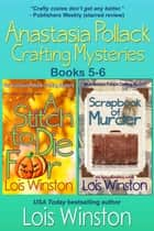 Anastasia Pollack Crafting Mysteries Boxed Set - Books 5-6 ebook by Lois Winston