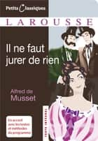 Il ne faut jurer de rien ebook by